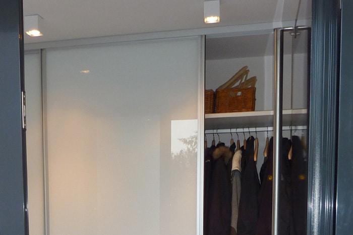 Garderobe vom Schreiner mit Schiebtueren in Fuerth Burgfarrnbach