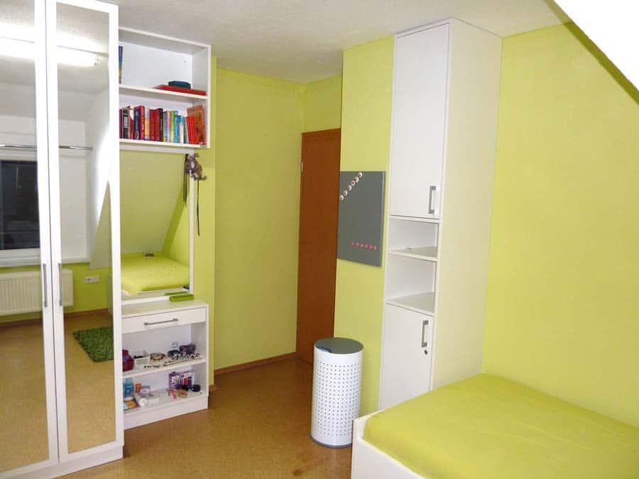 Jugendzimmer weiss in Neustadt Aisch 4