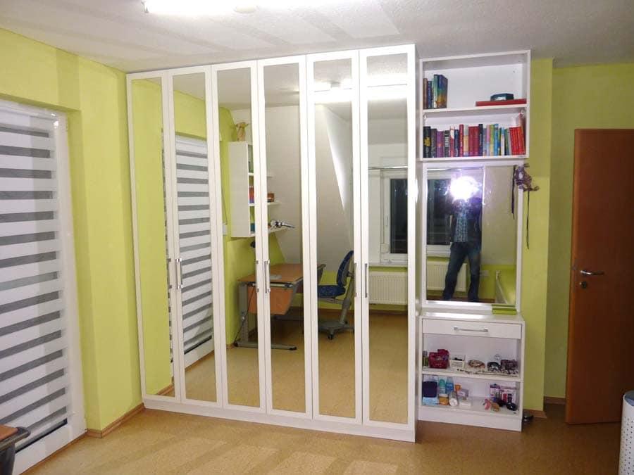 Jugendzimmer weiss in Neustadt Aisch